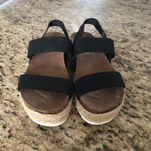 Madden Platform Espadrille Sandals